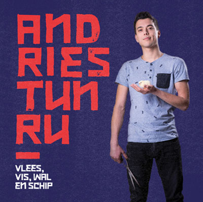 LACHEN IN EPE Andries Tunru